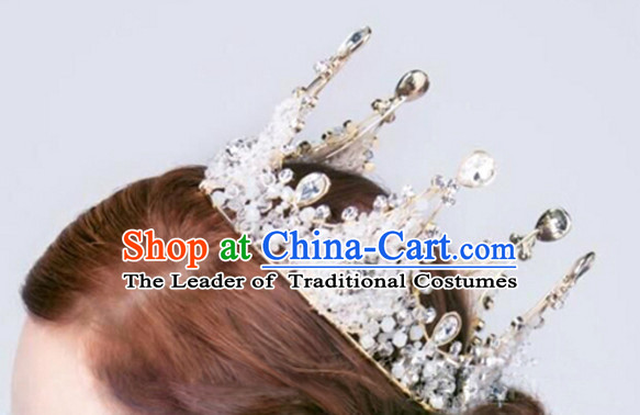Modern Design Queen Princess Crown Coronet