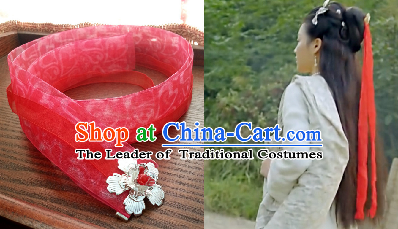 Ancient Chinese Handmade Headdress Hair Jewelry for Women