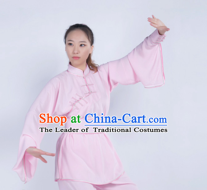 Chinese Traditional Martial Arts Uniforms for Women