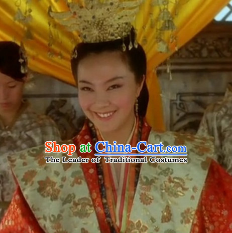 Chinese Traditional Ancient Style Princess Headpieces