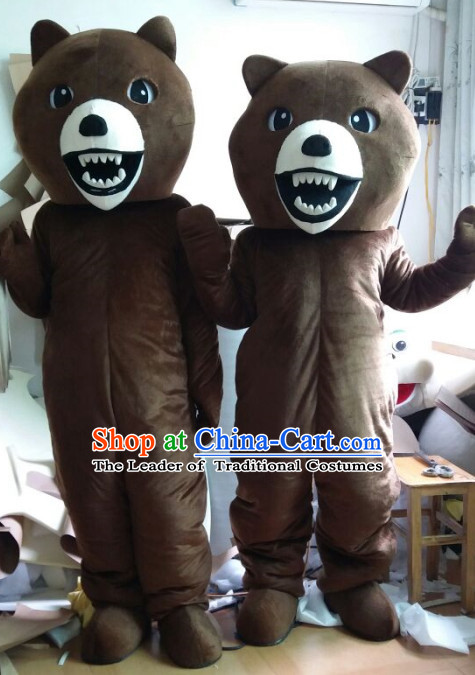 Custom Made Made to Order Mascot Walking Cartoon Costume