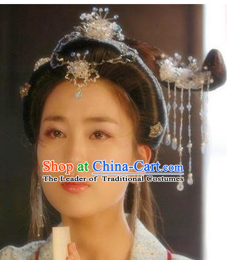 Chinese Traditional Style Princess Hair Jewelry for Women