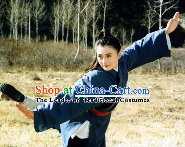 Custom Made Ancient Chinese Style TV Drama Film Hanfu Clothing Complete Set