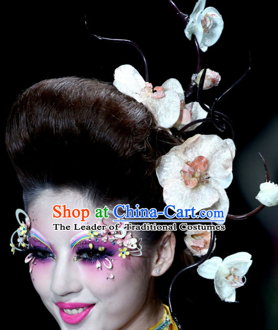 Custom Make Creative New Design Hair Jewelry Headpieces Headwear Coronet Set