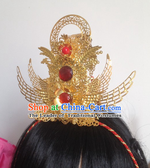 Ancient Chinese Imperial Royal Prince Crown