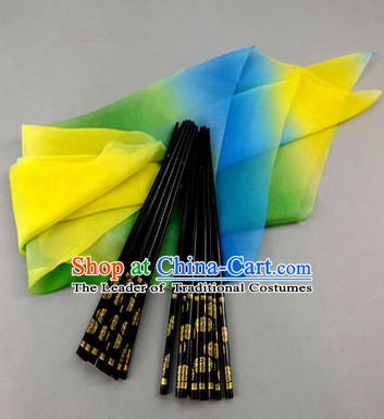 Chinese Classical Chopstick Dancing Props Chopstick Dance Prop Pair for Adults Kids