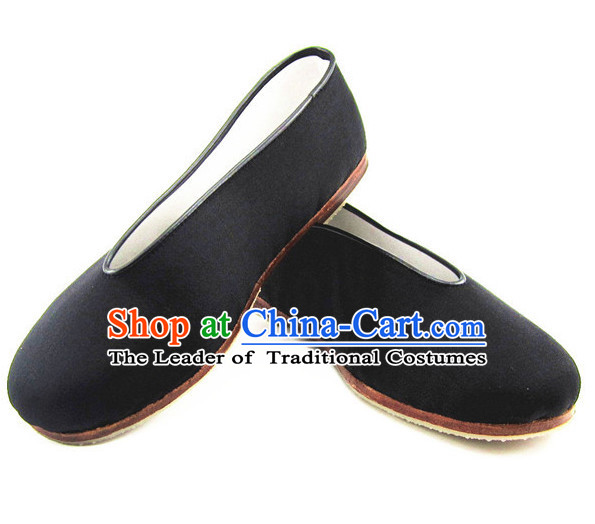 Top Chinese Classic Traditional Tai Chi Shoes Kung Fu Shoes Martial Arts Shoes for Men