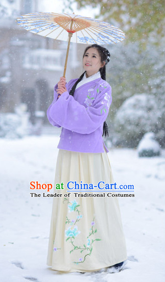chinese hanfu clothing Chinese hanfu costume hanfu dress ancient chinese costumes