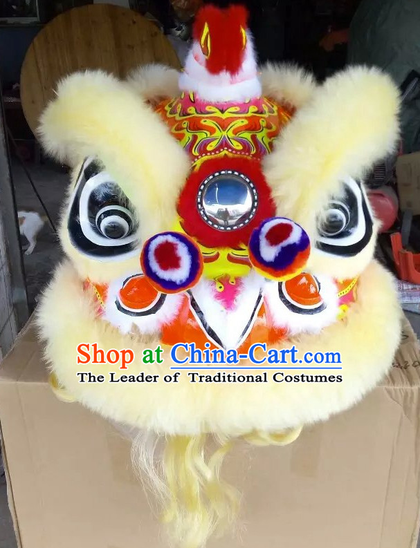 Top Festival Celebration Competition and Parade Lion Dance Equipments Complete Set