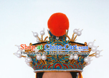 Top Chinese Traditional Peking Opera Hat