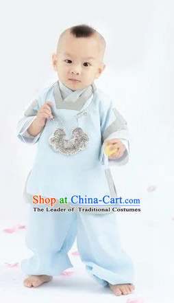 Chinese Ancient Style Kids Hanfu Clothes