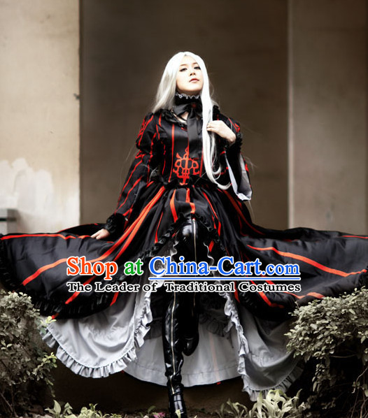 Custom Made Fate Zero Cosplay Costumes