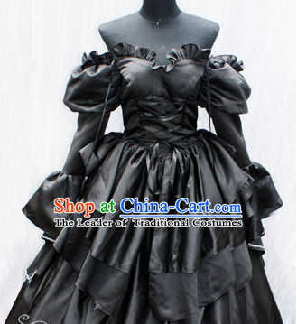 Custom Made CODE GAESS Cosplay Costumes and Headdress Complete Set for Women or Girls