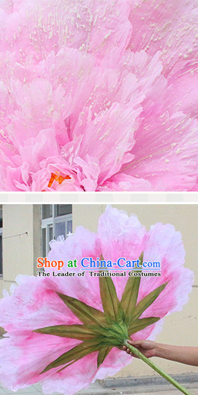 Traditional dancing Umbrella Props Flower Umbrellas Dancing Prop Decorations