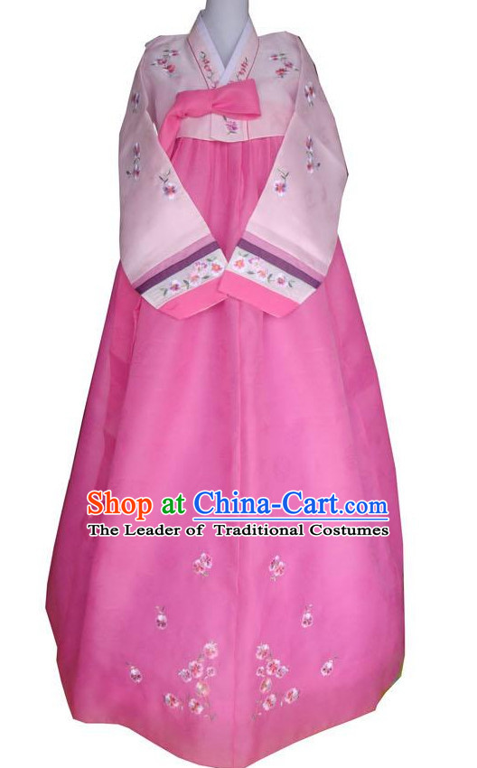 South Korean Style Asian Clothing Traditional Korean Dress Traditional National Costumes Clothes for Women