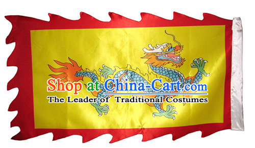 dragon dance banner