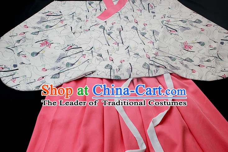 Chinese Traditional Oriental Dress Hanfu Clothing Asian Dresses Fashion Cheongsam Dress China Clothing