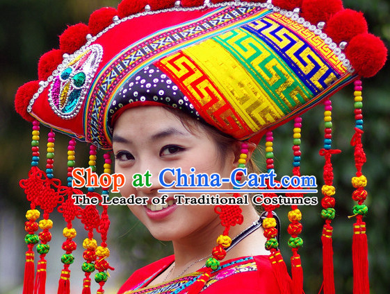 Chinese Folk Ethnic Dance Costume Traditional Minority Clothing National Costumes for Women