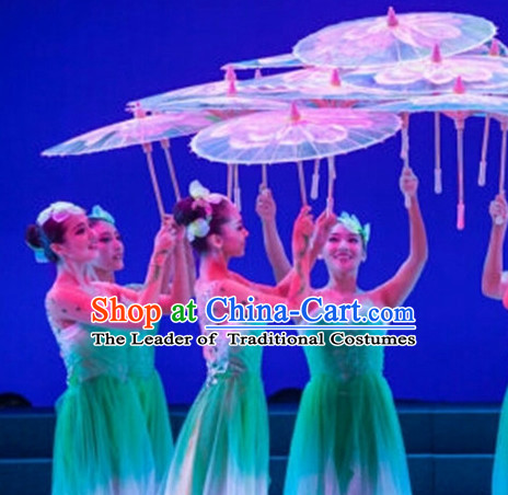 Chinese Classical Folk Fei Tian Dance Dress Clothing Dresses Costume Classic Dancing Cultural Dances Costumes for Women