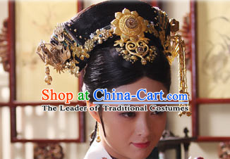 Incredible Qing Dynasty Quene Hairstyle Manchu Hairstyle Chinese Oriental Hairstyles Short Hairstyles Gunalazisus