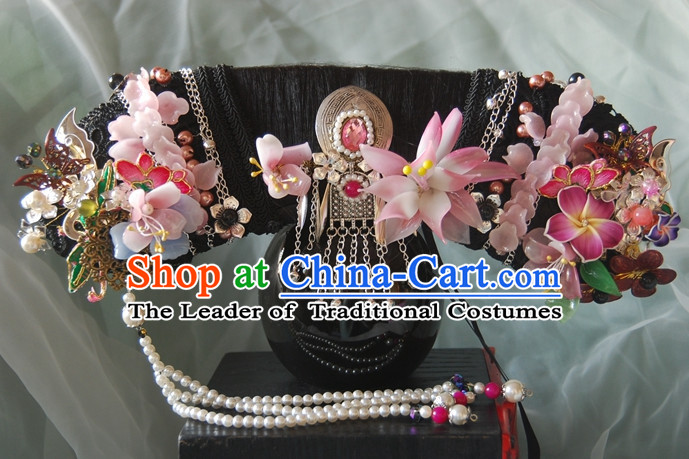 Tremendous Qing Dynasty Quene Hairstyle Manchu Hairstyle Chinese Oriental Hairstyles Short Hairstyles Gunalazisus