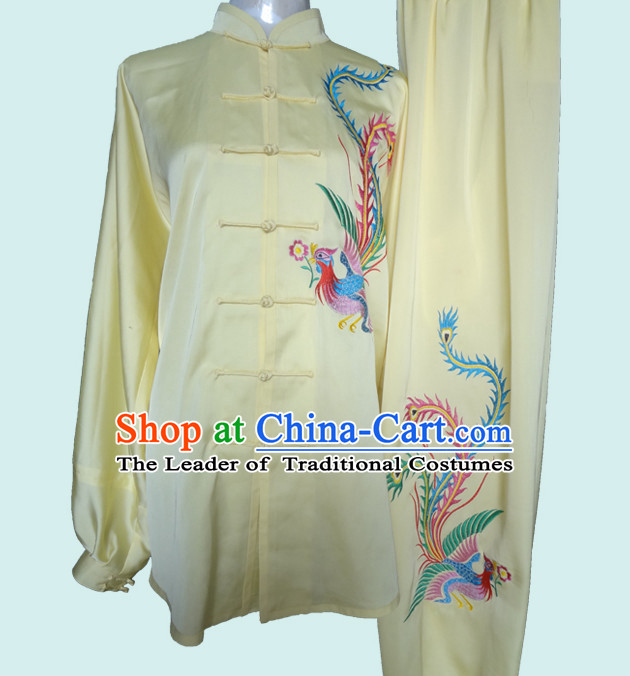 Asian Championship Kung Fu Martial Arts Uniform Suit for Women Girls