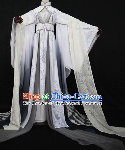 Traditional Chinese Imperial Court Dress Asian Clothing National Hanfu Costume Han China Style Costumes Robe Attire Ancient Dynasty Dresses Complete Set for Women