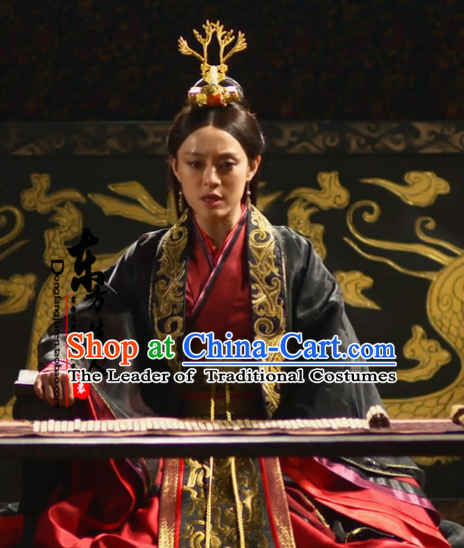 Chinese Ancient Costumes Traditional Chinese Costume National Costumes Hanfu Han Fu