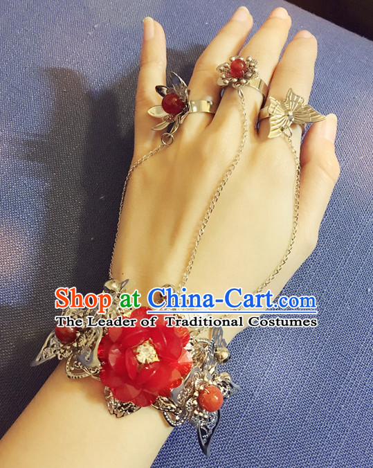 Handmade Chinese Finger Accessories