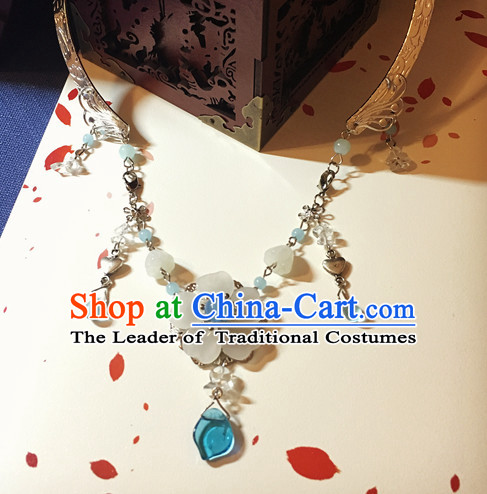 Handmade Chinese Necklace Jewelry Accessories