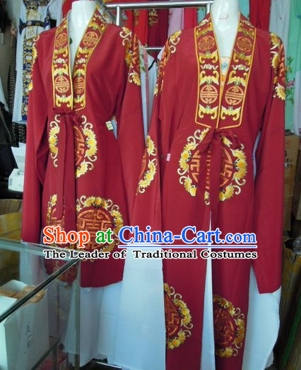 Ancient Chinese Clothing Traditional Chinese Clothes Bridal Wedding Dresses Tangzhuang Han Fu 2 Sets