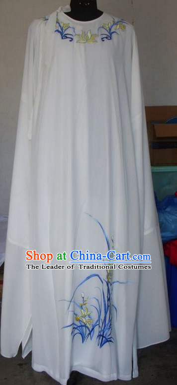 Chinese Traditional Ancient Dance Embroidered Costumes
