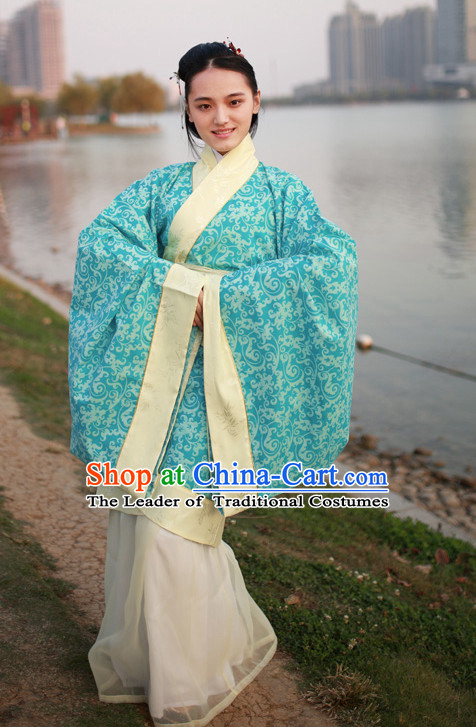 Ancient Chinese Mantle Clothing Chinese National Costumes Ancient Chinese Costume Traditional Chinese Clothes Complete Set for Women Girls