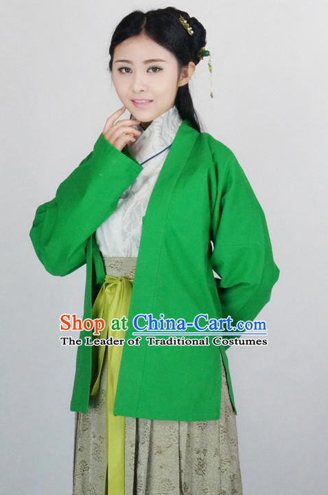 Ancient Chinese Han Dynasty Clothing Chinese National Costumes Ancient Chinese Costume Traditional Chinese Clothes Complete Set for Women
