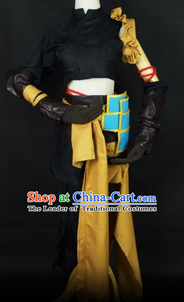China Cosplay Costume Chinese Cosplay Hanfu Halloween Costume Party Costume Fancy Dress