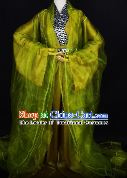 Chinese Traditional Hanfu China Cosplay Costume Chinese Cosplay Hanfu Halloween Costume Party Costume Fancy Dress