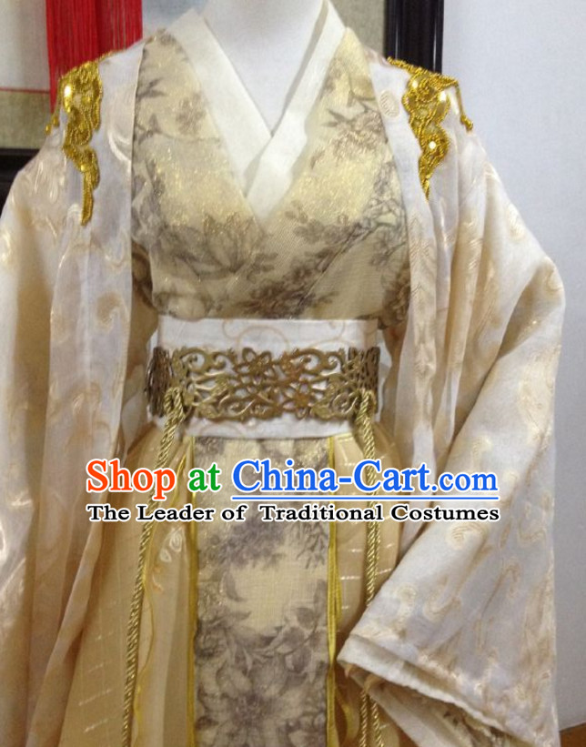 Chinese Traditional Emperor Clothes for Men China Women Dress Customized  Male Dresses Cheongsams Qipao Hanfu Complete Set