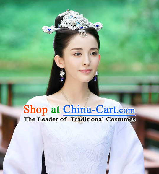 Ancient Chinese Beauty Handmade Hair Accessories Headpieces