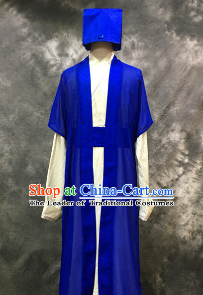Chinese Traditional Student Ancient Costumes
