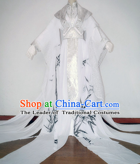 Chinese Ancient Costume Princess Costumes Stage Play Dramas Drama Costume for Men Women
