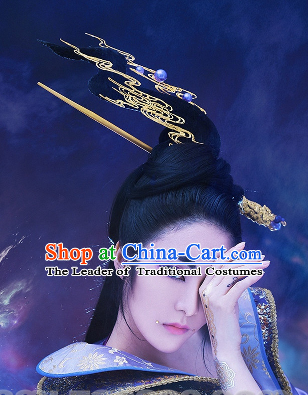 Ancient Chinese Princess Hanfu Hair Accessories