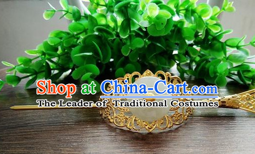 Prince Hanfu Hair Accessories Headpiece Headdress Phoenix Crown Hair Decoration Head Hairpin Accessories Comb Wedding Headwear Hair Accessorie Head Dress