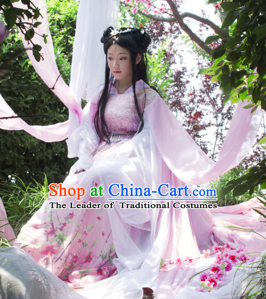 Chinese High Quality Cosplay Fairy Costume Cosplay Costumes Complete Set for Women Girls Children Adults