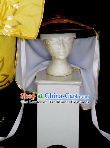 Top Chinese Traditional Cosplay Suphero Supheroine Classical Hat