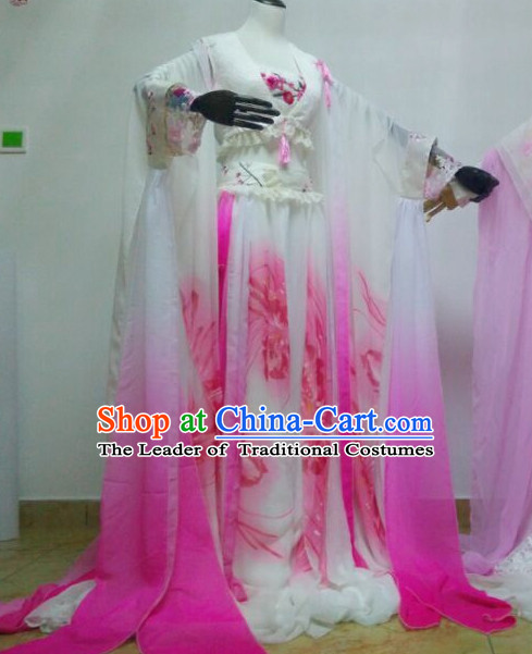 Ancient Chinese Empress Princess Imperial Dresses Hanzhuang Han Fu Han Clothing Traditional Chinese Dress Hanfu National Costume Complete Set for Women