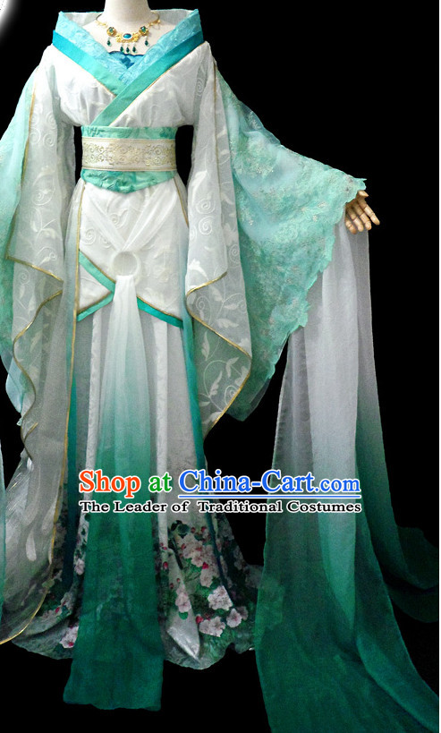 Ancient China Princess Clothing Traditional Costumes High Quality Chinese National Costume Complete Set for Women
