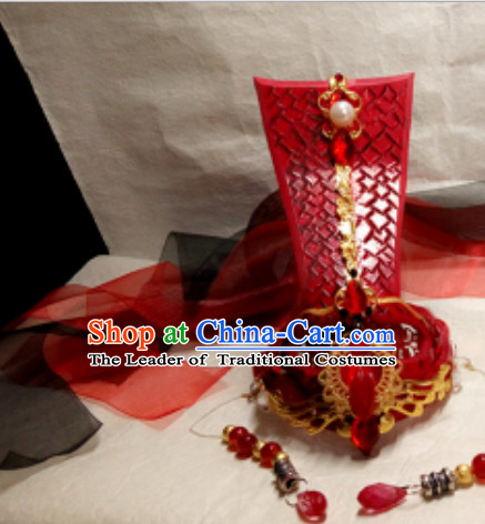Chinese Ancient Handmade Prince Hairpieces Coronet Crown