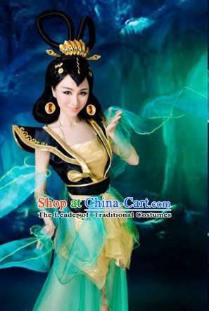 Chinese Classical Foxtrel Costumes for Women