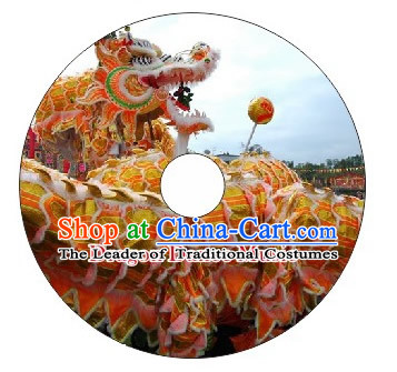 dragon dance music CD