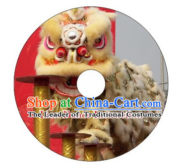lion dance instruction DVD